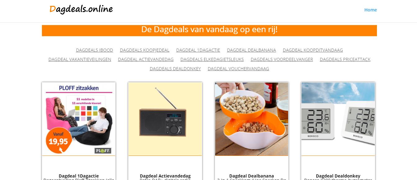 dagdeal website dagdeals.online